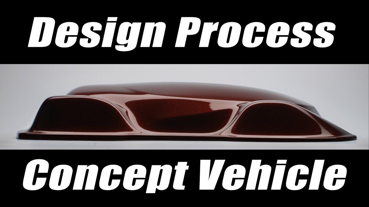 Design Process: Concept Vehicle development - YouTube