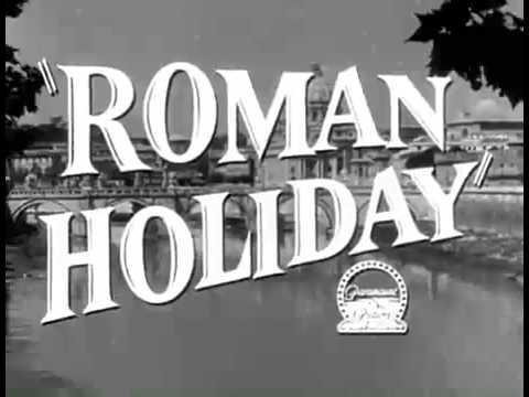Roman Holiday Trailer