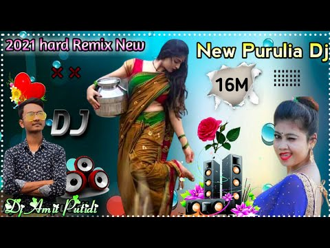 Download Purulia Dj Song 2021 ! Dj Gaan New Remix by Amit putidi