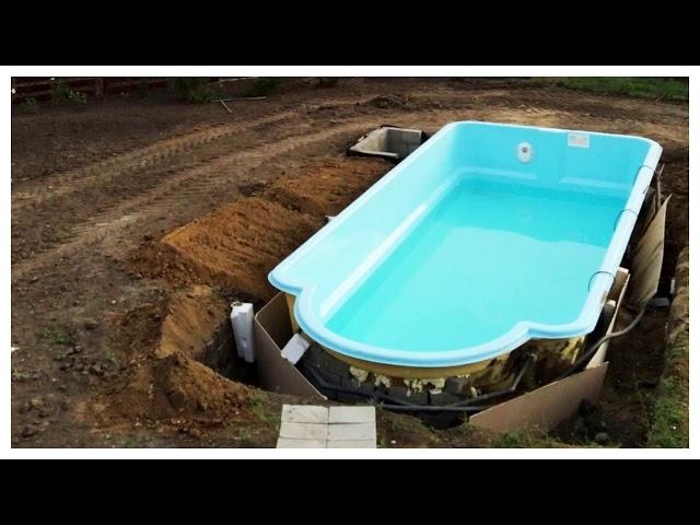 Realizacja basenu Jumbo 8,50x3,70x1,55 Vivapool