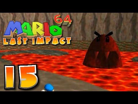 """Super Mario 64: Last Impact (Blind) - Part 15 """"Icy Hot"""""""