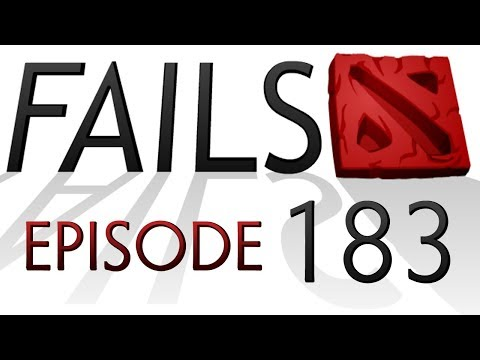 Dota 2 Fails of the Week - Ep. 183
