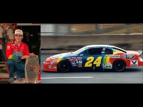 1995 Winston Select All Star Race at Charlotte (Full Race) Jeff Gordon Edit