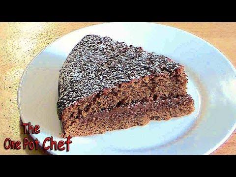 Mocha Cake | One Pot Chef - YouTube