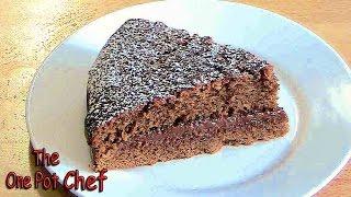 Mocha Cake - Recipe