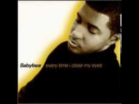 Babyface - Evertime I Close My Eyes (Everytime I Feel The Groove Remix) [HQ Audio]
