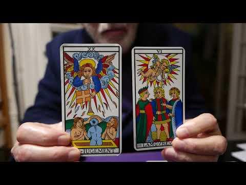 Tarot Reading by Alejandro Jodorowsky for Mili -in spanish-