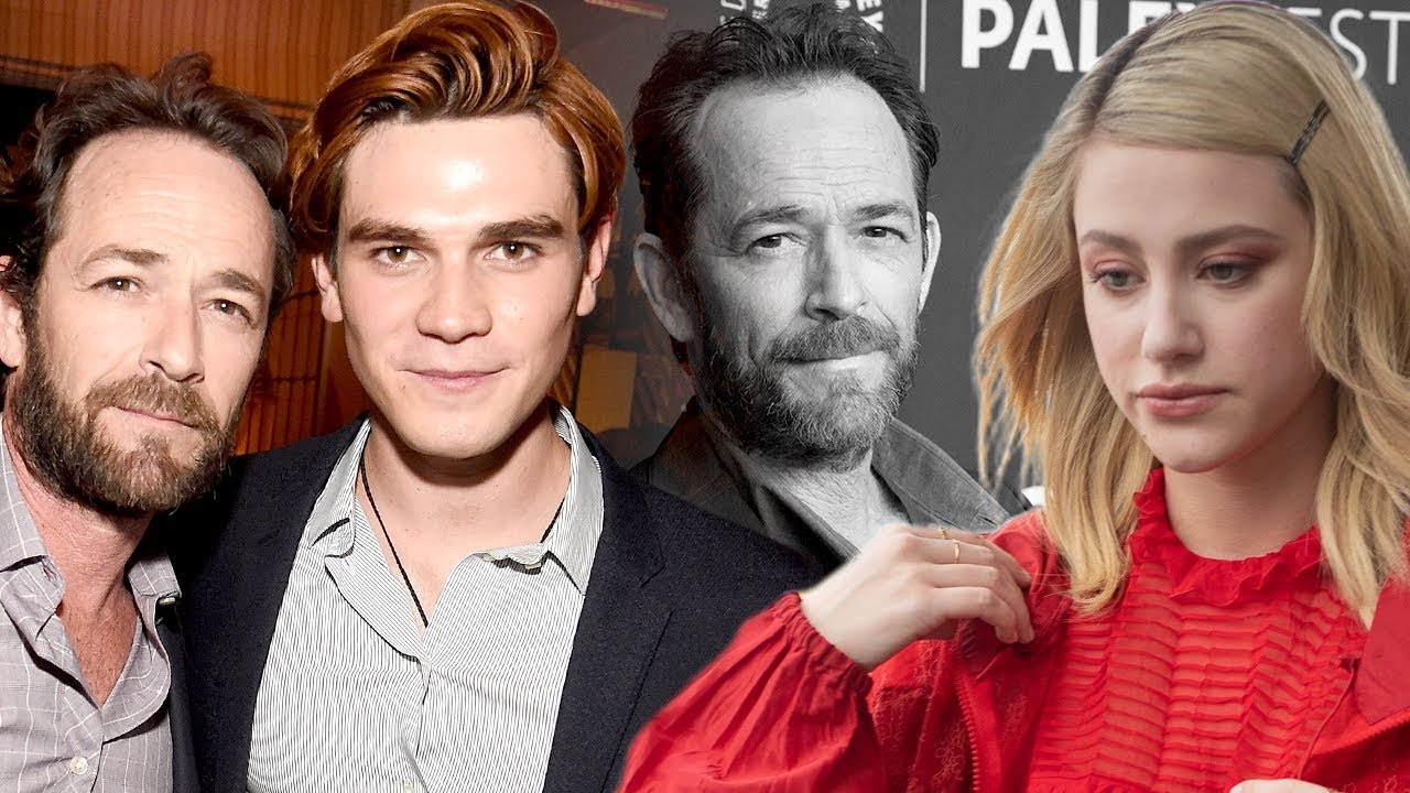How 'Riverdale' addressed Luke Perry's untimely death