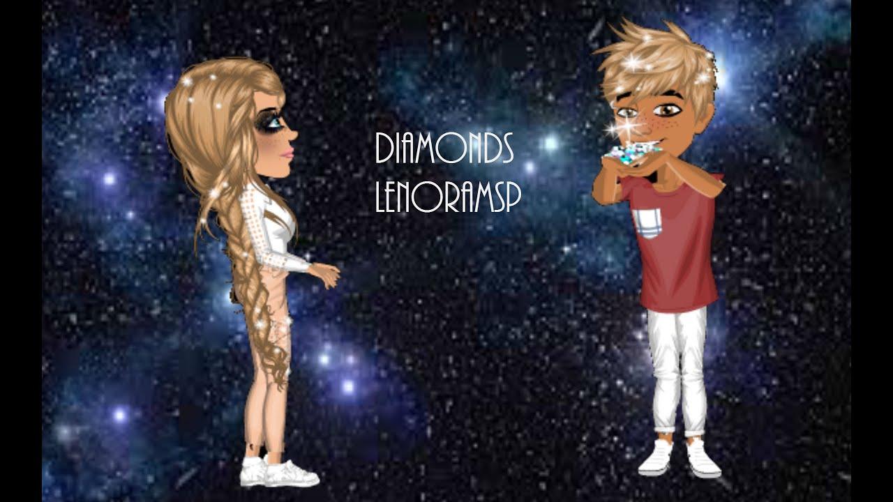 Diamonds- Rihanna MSP Cover