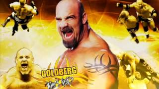 Goldberg 3rd WWE Theme Song  Who