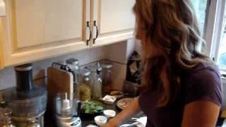 Polenta Stacks Cooking Demo