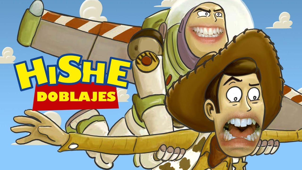 HISHE Doblajes - Toy Story (Recapitulación Cómica)