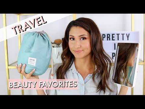 Travel Beauty Essentials!