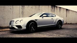 Bentley Continental GT V8 - REVIEW - 300km/h library