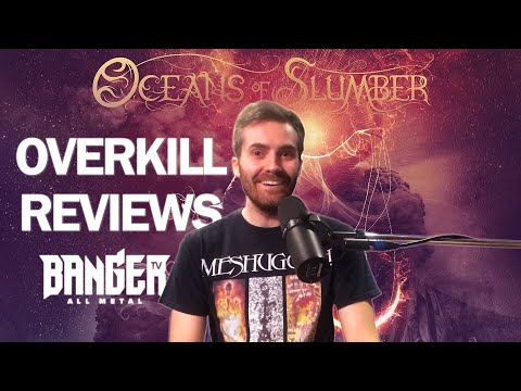 OCEANS OF SLUMBER S/T Album Review | Overkill Reviews