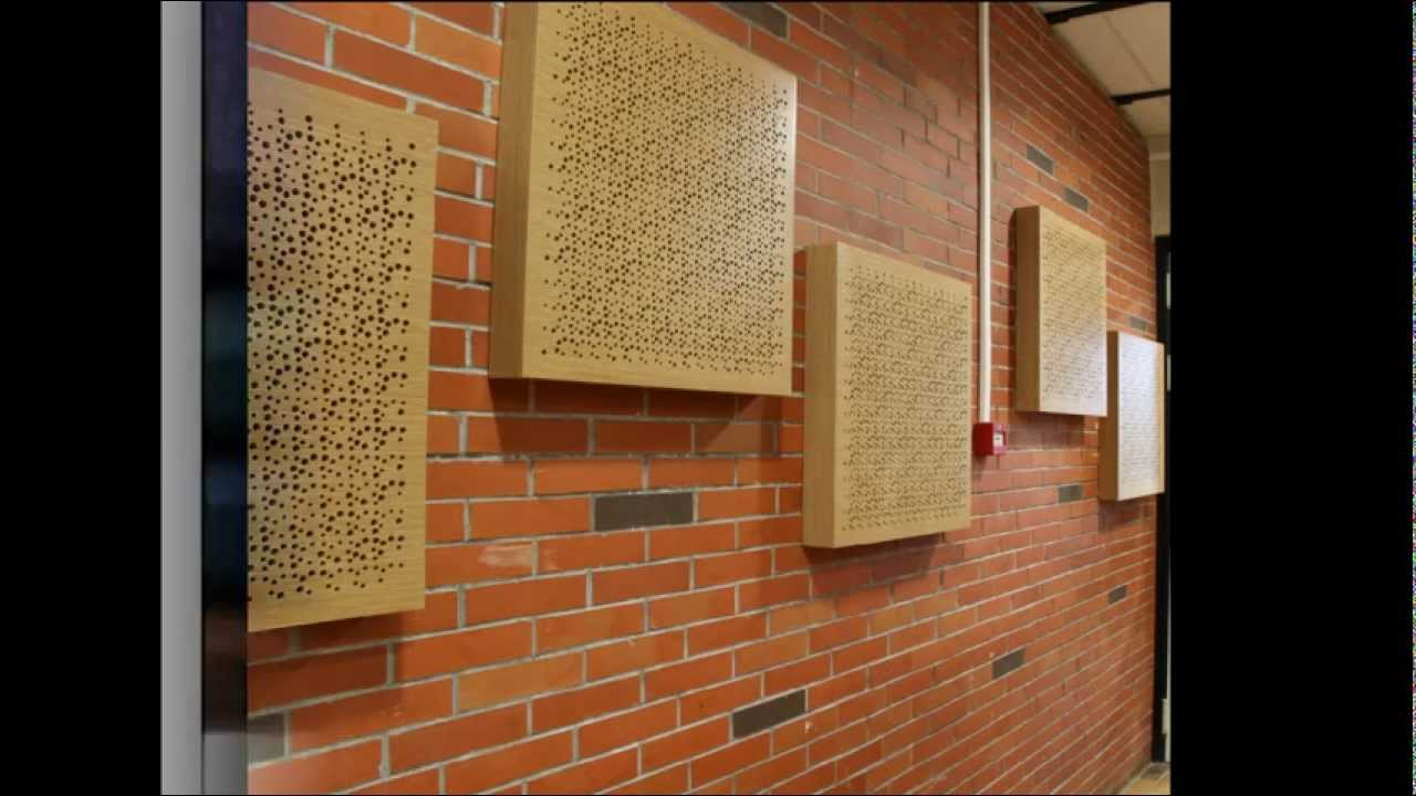 Acoustic Panels for Sound Proofing- Pathankot - YouTube