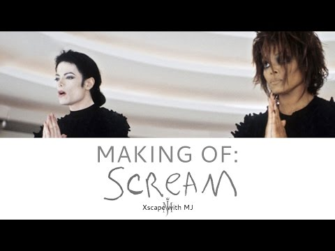 Making of Scream - Michael Jackson and Janet Jackson