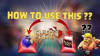 BOOK OF HEROES MAGIC ITEM UNLOCKED| POWER POTION | Clash of Clans | Christmas Update