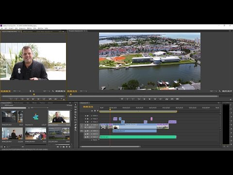 How to make a simple corporate video from start to finish | Adobe Premiere CS6