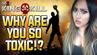 """WHY ARE YOU SO TOXIC?!"" H1Z1 KotK Funny Moments & FAILS"