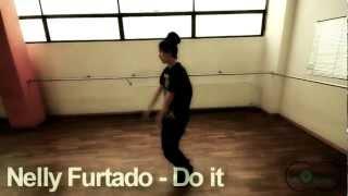 Maciej Cielecki tańczy do Nelly Furtado Do It