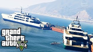 GTA 5 Map Mods #1 - Del Perro Seafront, Avery's Huge Town and More [Mod Showcase]