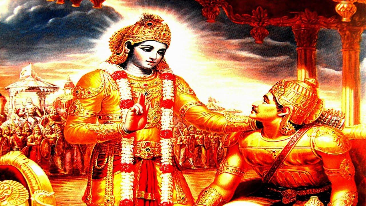 BHAGAVAD-GITA - CHAPTER 01 - SANSKRIT BY ANURADHA PAUDWAL