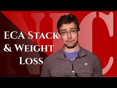 NIC: ECA Stack for Weight Loss