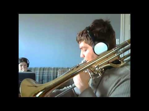 All of Me Trombone Solo