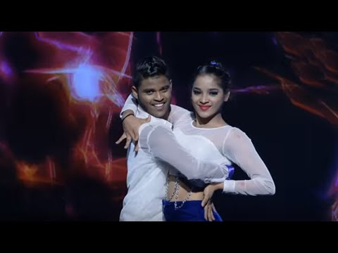 D3 D 4 Dance I Ankith & Shamas - Goriya churana I Mazhavil Manorama