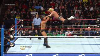 The Miz vs. Dolph Ziggler: Raw, March 4, 2013