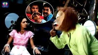 Prabhu Deva & Sunil Kidnap Gajala Comedy Scene | Telugu Movie Comedy Scenes | TFC Comedy Time