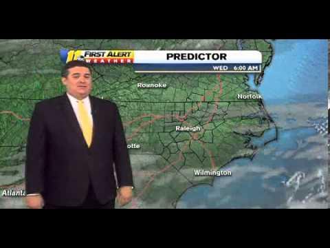 ABC11 Eyewitness News Morning Weather Forecast, Tuesday, December 31st, 2013