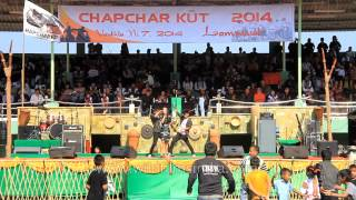 Mizo singer Zorinzuali Khiangte rocks the Chapchar spring festival
