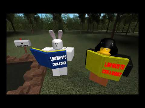 Looney Tunes - ROBLOX-ized! - Rabbit Fire - May 19th, 1951