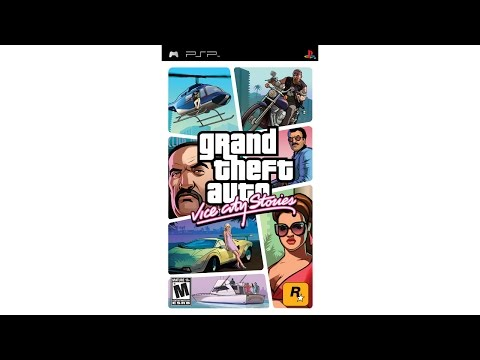 Grand Theft Auto: Vice City Stories Review for the PlayStation Portable