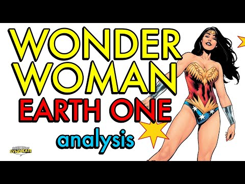 Wonder Woman: Earth One (analysis) | COMIC BOOK SYNDICATE