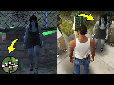 What Happens If You Recruit Samara in GTA San Andreas? (Secret Myth)