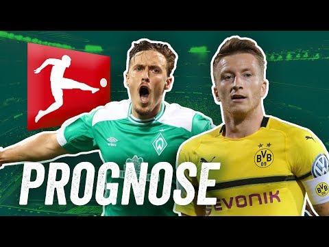 November 2018 Fußball Prognose: BVB vs. FC Bayern! Schalke 04 Top, Werder Bremen Flop!