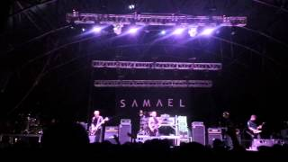 Samael - The Truth Is Marching On (Live @ Hell and Heaven Metal Fest 2014)