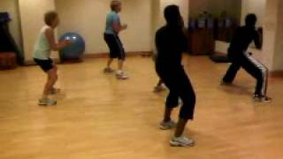 Boxercise Class Pt 3 (the Warm Up)