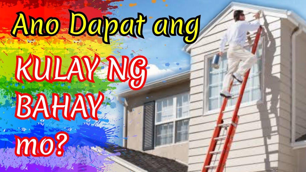 ANO DAPAT ANG KULAY NG BAHAY MO?