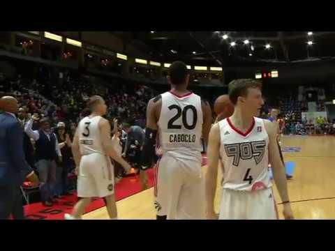 Game Highlights: Windy City Bulls at Raptors 905 - March 30, 2017