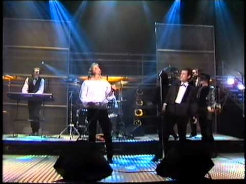 John Farnham Jimmy Barnes - When Something Is Wrong With My Baby
