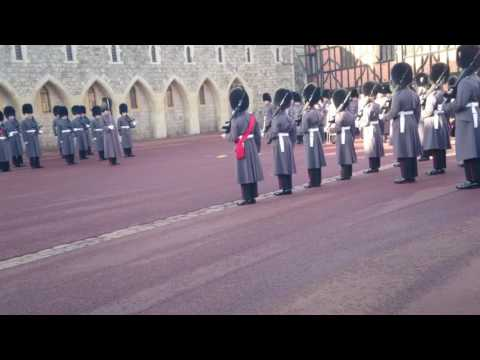 EUROPE TOUR+LONDON CHANGE OF GUARD