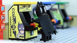 LEGO BATMAN ARCADE SERIES