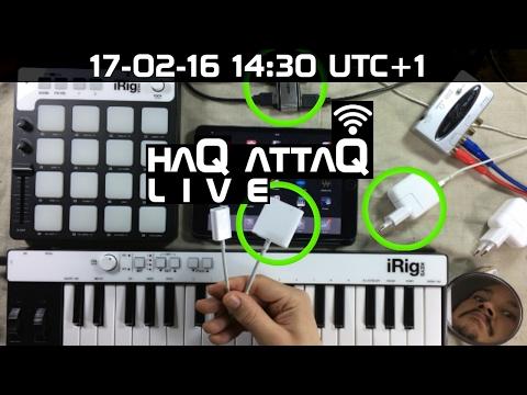 Testing iPad multi USB devices │ USB hub │ USB 3 Lightning │ CCK - haQ attaQ LIVE ep 5