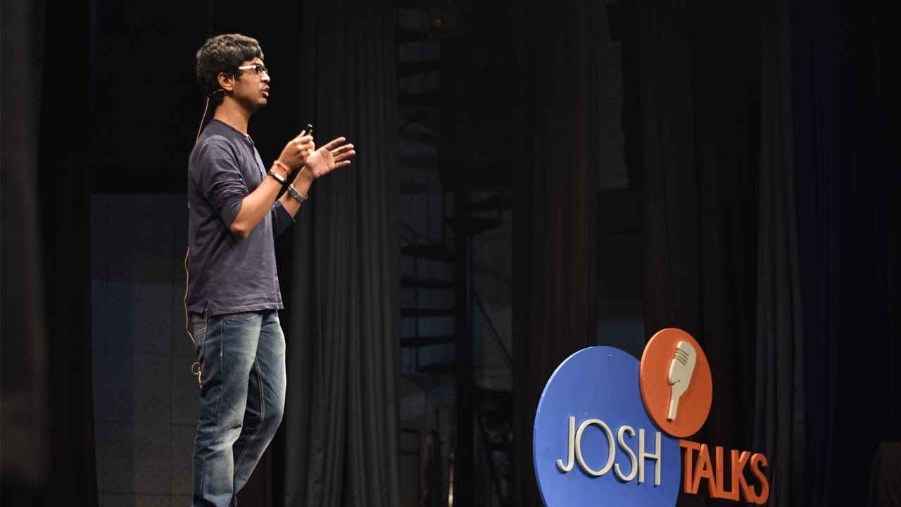 How A young Dropout Is Using Technology To Solve A Rejected Problem|| Harsh Songra