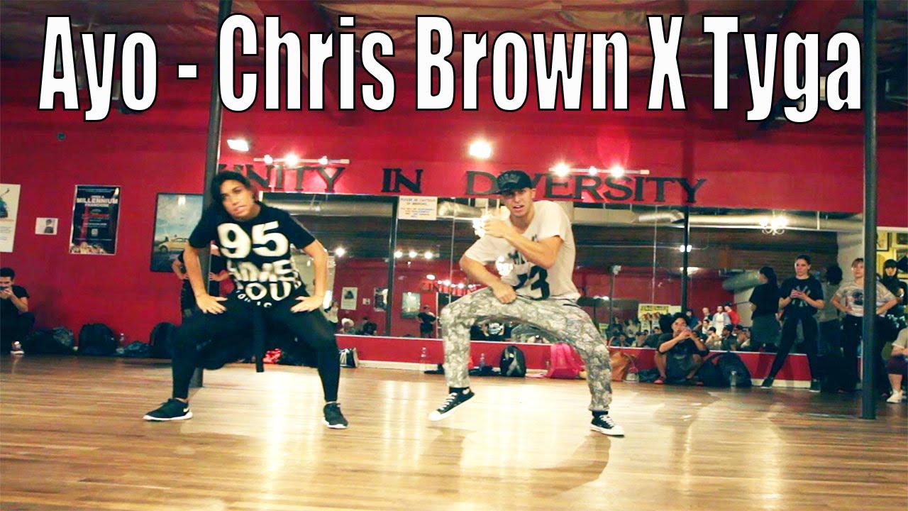 AYO - @ChrisBrown & @Tyga Dance Video | @MattSteffanina Choreography