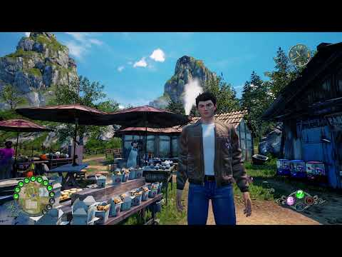 Krist Plays Shenmue 3